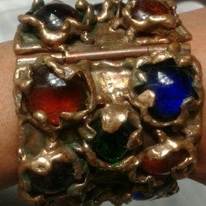 Vintiage Brass Bracelet